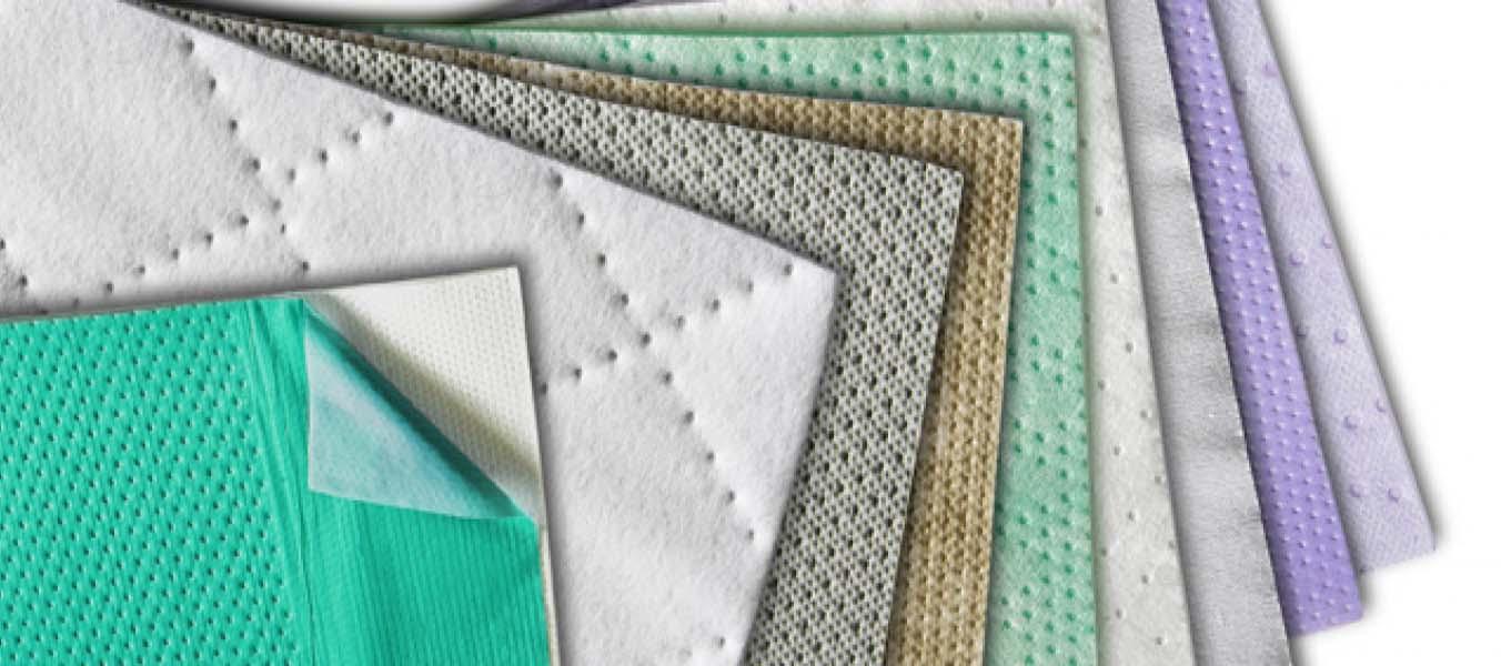 нетканые текстильные материалы